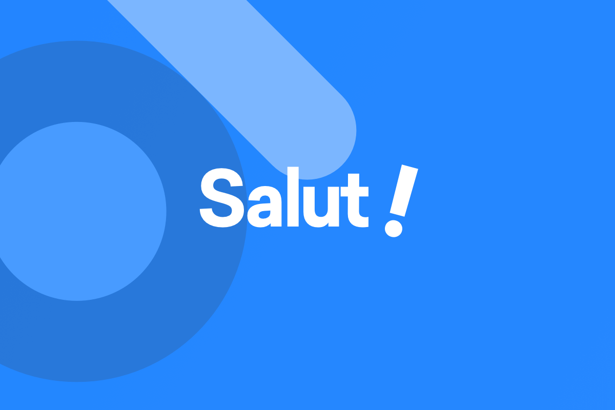 Say Salut to Essentials theme