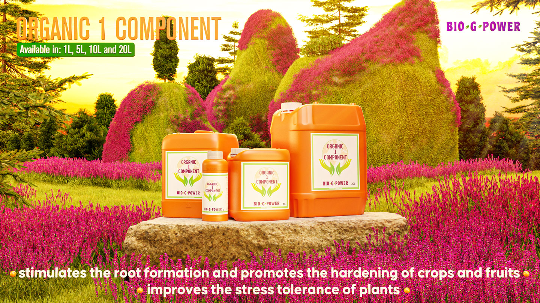 Organic 1 Component